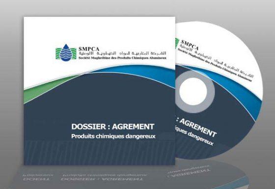 Création graphique- CD SMPCA