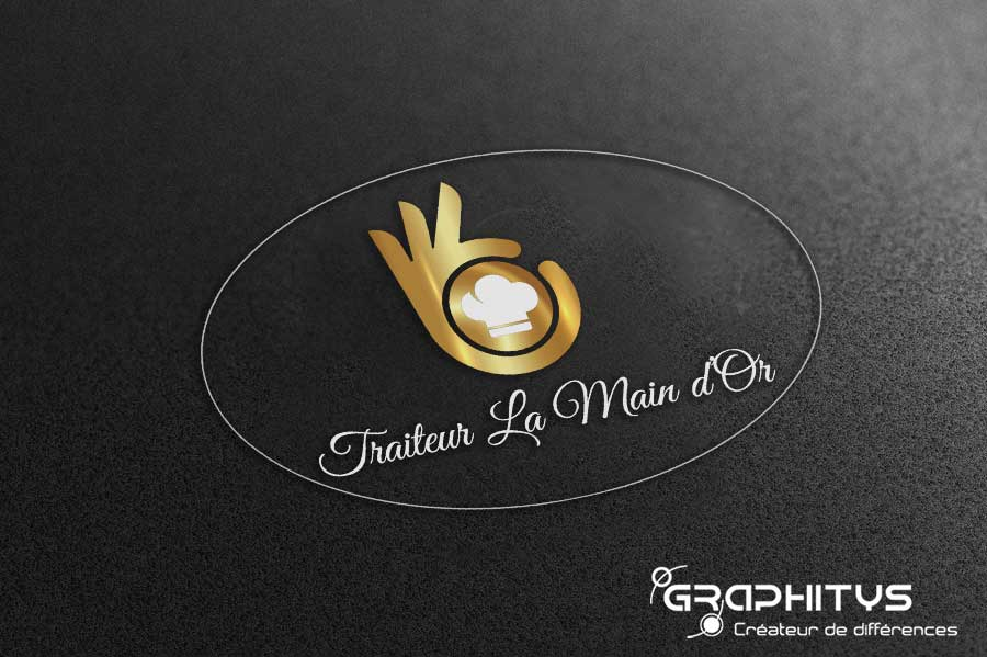 graphitys genhyal: Logo La main d'or